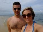 Beach-goers!